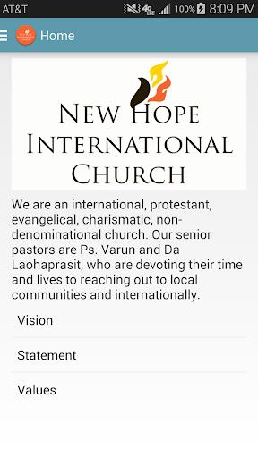 New Hope International Church