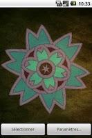 Screenshot of Mandala DreamLite