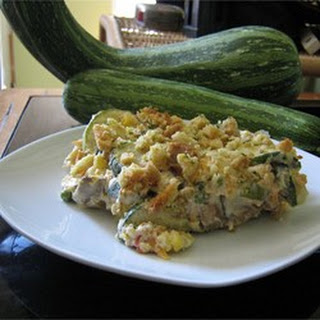 Baked Chicken With Zucchini And Squash Recipes.