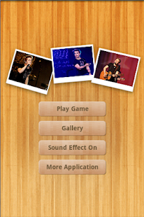 Hunter Hayes Puzzle Games - screenshot thumbnail