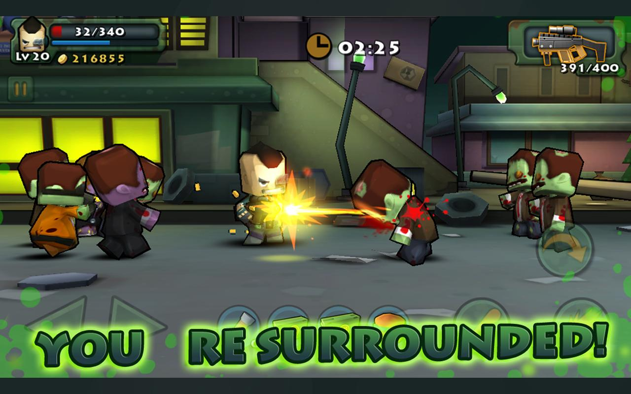 Call of Mini: Brawlers - screenshot