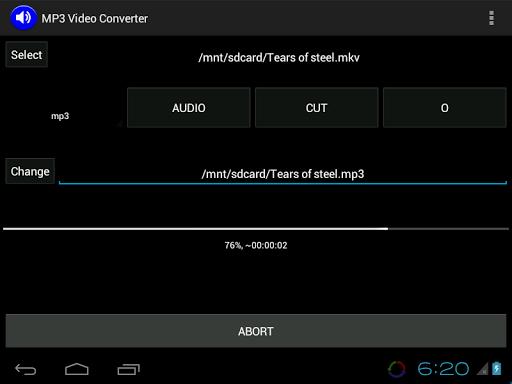 【免費媒體與影片App】mp3视频转换器-APP點子