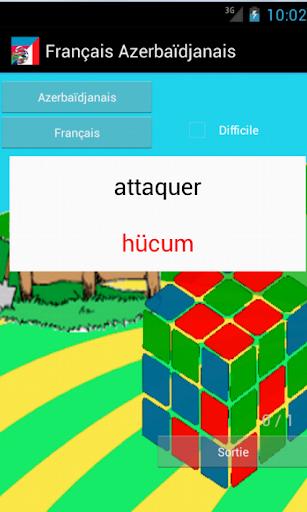 Learn French Azerbaijani