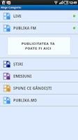 Screenshot of Publika TV