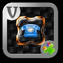 CopperFrame Theme GOLauncherEX icon