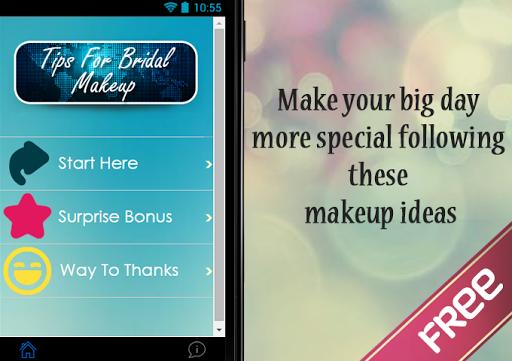 Tips For Bridal Makeup