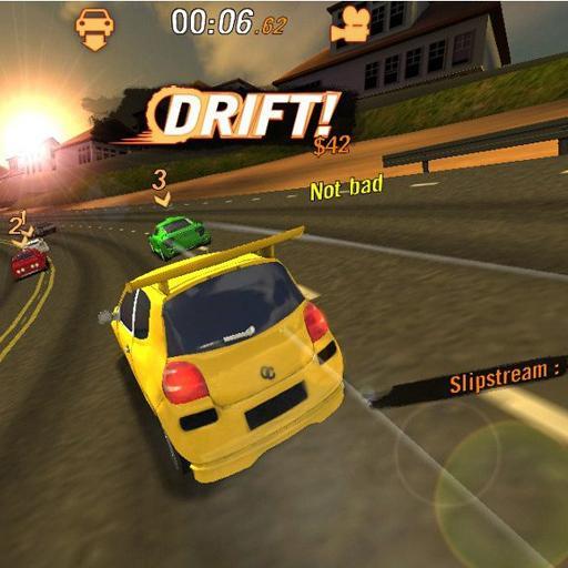 賽車遊戲:瘋狂道口 動作 App LOGO-APP試玩