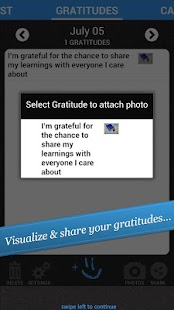 My Gratitude Journal - screenshot thumbnail