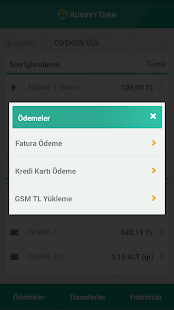 Mobil Şube- screenshot thumbnail