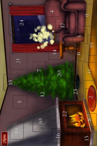 Christmas Preps - Calendar- screenshot