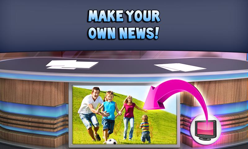 Talking Tom & Ben News - screenshot