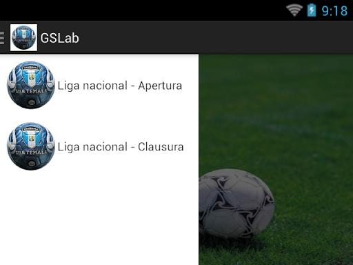 【免費運動App】Guatemala Football 2014/15 HD-APP點子