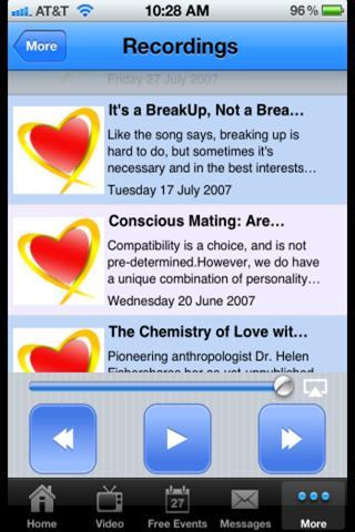 Conscious Dating- screenshot