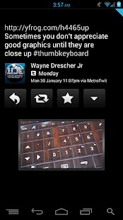 TweetDark (Free Version)- screenshot thumbnail