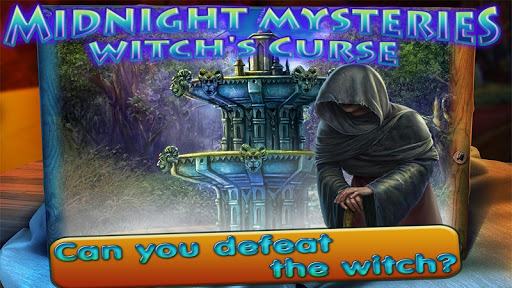 Midnight Mysteries Witch Curse