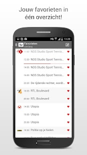 TVGiDS.tv - dé tv gids app- screenshot thumbnail