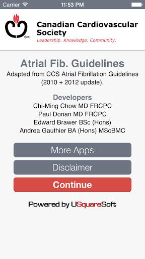 CCS Atrial Fibrillation Guide