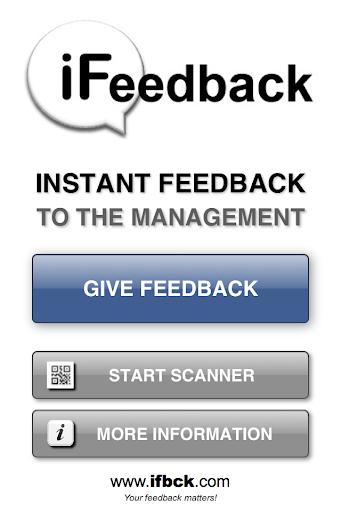iFeedback ifbck.com