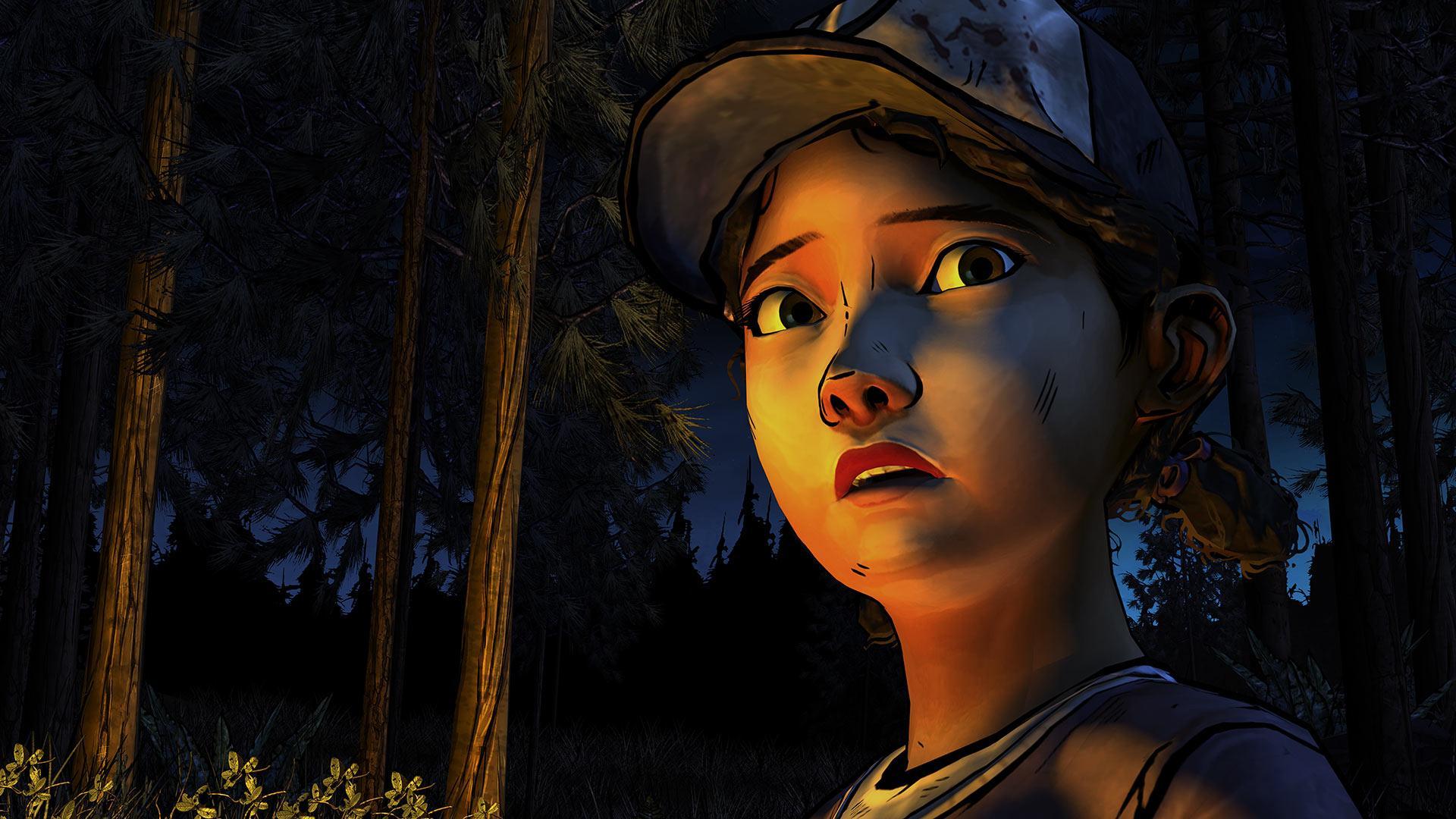 The Walking Dead: Season Two screenshot #15