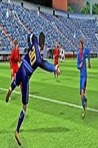 Real Futball LW 2012 - screenshot