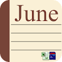 Export Diary,Exportable Simple icon