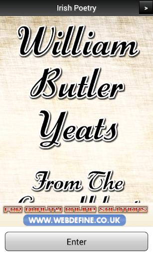 Yeats - Green Helmet FREE
