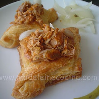 Vol-Au-Vent Puff Pastry Recipe