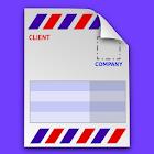 Customer Invoice icon