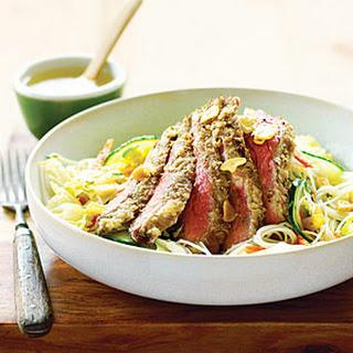 Vietnamese-style Steak Salad.