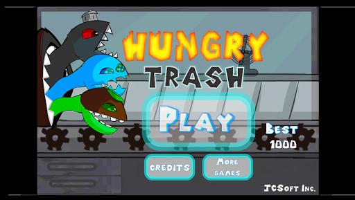 Hungry Trash