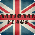 National Flags Live Wallpaper icon