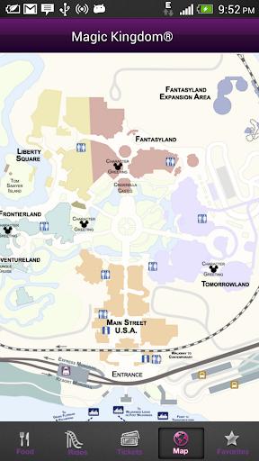 【免費旅遊App】Disney Orlando-APP點子