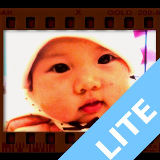 數位相框/數碼相架/數碼相框-FotoDream Lite LOGO-APP點子