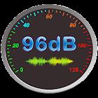 噪音計, 聲級器 icon
