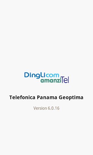 Telefonica Panama Geoptima