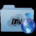 WebDAV Virtual Storage icon