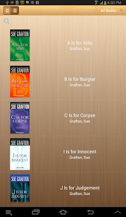 RSReader/EbookReader - screenshot thumbnail