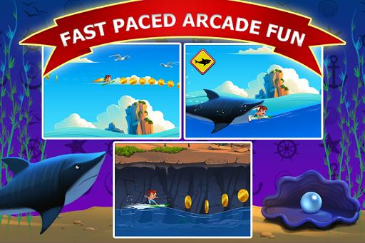 Игра Banzai Surfer для планшетов на Android