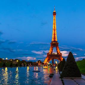 TOWER by Theuns de Bruin - Buildings & Architecture Public & Historical ( tower )