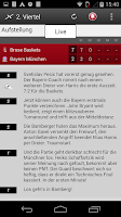 Screenshot of SPOX Sportnews