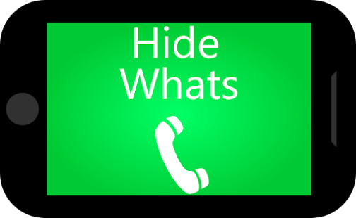 Hide status WhatsAp