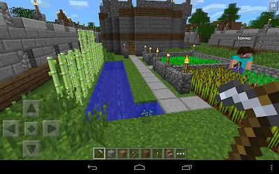 Minecraft - Pocket Edition v0.9.0 build 4 Apk 3