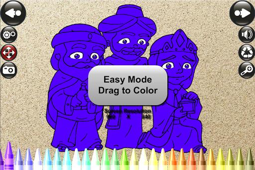 【免費休閒App】SB-Coloring-APP點子