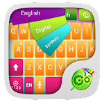 Color Mix GO Keyboard Theme 3.87 Apk