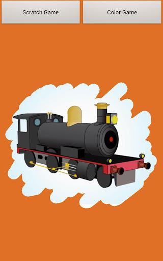 Train Scratch for Kids