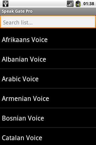 【免費通訊App】Speak Gate Pro Traduttore Voce-APP點子