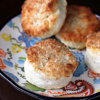 Honey & Coconut Biscuits