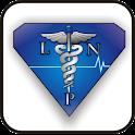 Medical LPN doo-dad logo
