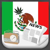 Mexican Radio and Newspaper