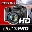 Canon EOS 70D QuickPro icon